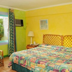 Doctors Cave Beach Hotel 2* Стандартный номер с различными типами кроватей фото 3