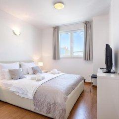 Отель Adriatic Queen Villa 4* Стандартный номер с различными типами кроватей фото 8