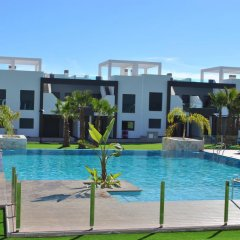Отель La Zenia Испания, Ориуэла - отзывы, цены и фото номеров - забронировать отель La Zenia онлайн бассейн фото 2
