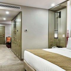 Goodwood Park Hotel 4* Стандартный номер с различными типами кроватей фото 3