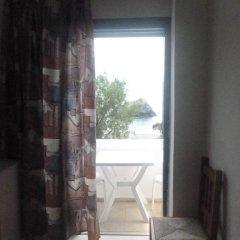 Отель Preveli Rooms балкон
