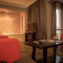 Отель Атлантик 3* Улучшенные апартаменты с различными типами кроватей фото 18