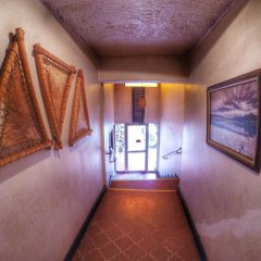 Hotel Parador Santa Cruz интерьер отеля