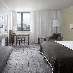 Radisson Blu Waterfront Hotel, Jersey 4* Стандартный номер с различными типами кроватей фото 2