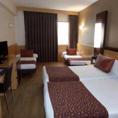 Hotel Catalonia Atenas 4* Стандартный номер с различными типами кроватей фото 8