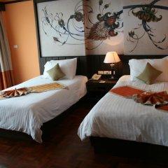 Sarita Chalet & Spa Hotel 3* Улучшенный номер с различными типами кроватей фото 5