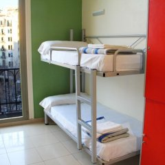 Отель Safestay Passeig de Gracia 2* Стандартный номер с двуспальной кроватью фото 3