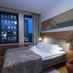 Original Sokos Hotel Vaakuna Helsinki 3* Стандартный номер с различными типами кроватей