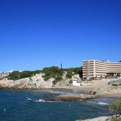 Отель Cala Font пляж фото 2