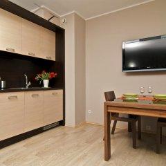 Апартаменты Silver Apartments Студия с различными типами кроватей фото 8
