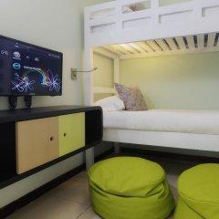 Отель Sofitel Fiji Resort And Spa 5* Улучшенный номер с различными типами кроватей фото 4