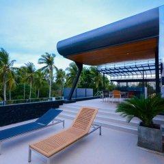 Отель AQUA Villas Rawai 4* Стандартный номер с разными типами кроватей фото 24