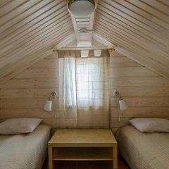 Гостиница Старая Слобода Коттедж разные типы кроватей фото 3