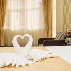 Гостевой Дом Лазурное Окно 3* Семейный люкс с разными типами кроватей фото 11