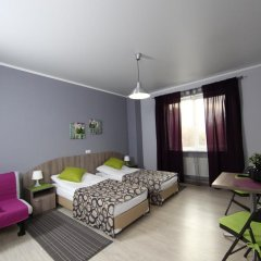 Hotel Lokatsia Стандартный номер с разными типами кроватей фото 7