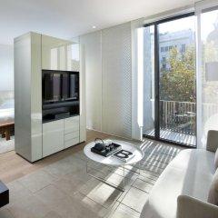 Отель Mandarin Oriental Barcelona 5* Полулюкс с двуспальной кроватью