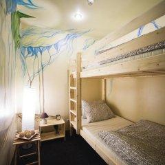 Art Hostel Contrast Номер категории Эконом с 2 отдельными кроватями (общая ванная комната)