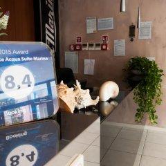 Отель Residence Acqua Suite Marina 3* Апартаменты фото 16