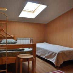 Хостел Арина Родионовна Стандартный семейный номер с двуспальной кроватью (общая ванная комната) фото 5