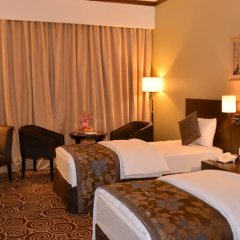 Rush Inn Hotel 2* Номер Делюкс с различными типами кроватей фото 3