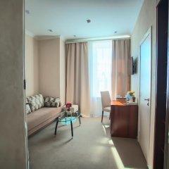 Гостиница Павелецкая Аэро 3* Номер Делюкс разные типы кроватей фото 11