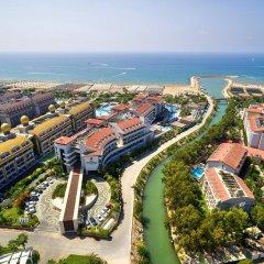 Sunis Evren Beach Resort Hotel & Spa пляж фото 2