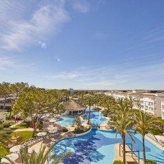 Отель Prinsotel La Dorada Испания, Плайя-де-Муро - отзывы, цены и фото номеров - забронировать отель Prinsotel La Dorada онлайн балкон