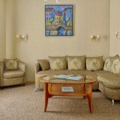 Гостиница Комфорт 3* Семейный люкс с различными типами кроватей фото 4