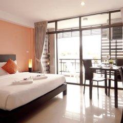 Отель Rattana Residence Thalang 3* Стандартный номер с различными типами кроватей фото 9