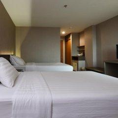 Отель Bangkok City Suite 3* Стандартный номер фото 4