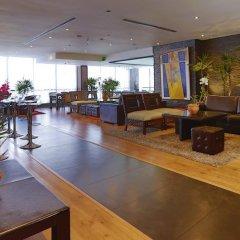 Eurobuilding Hotel and Suites интерьер отеля