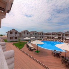 Гостиница Белый Пляж 3* Стандартный номер с двуспальной кроватью фото 9