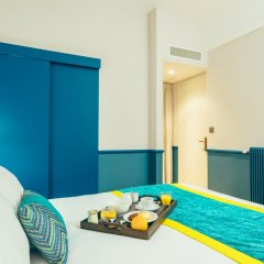 Отель Villa Otero 4* Стандартный номер с двуспальной кроватью фото 12
