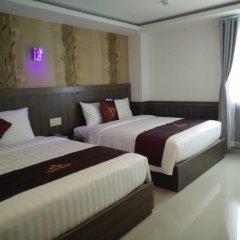 Dubai Nha Trang Hotel 3* Номер Делюкс с различными типами кроватей фото 5