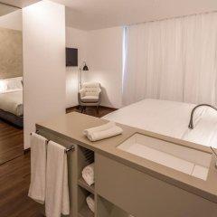 Отель Lux Lisboa Park 4* Стандартный семейный номер с двуспальной кроватью фото 6