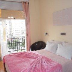 Hotel Paulista 2* Стандартный номер разные типы кроватей фото 34