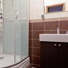 Апартаменты City Realty Central Apartments near Kropotkinskaya ванная фото 2