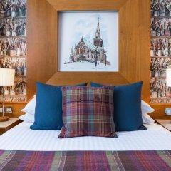 Отель ABode Glasgow 4* Стандартный номер с разными типами кроватей