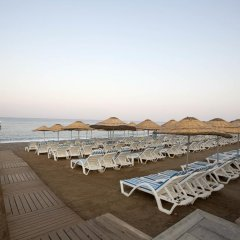 Отель Kirman Sidera Luxury & Spa - All Inclusive пляж фото 2