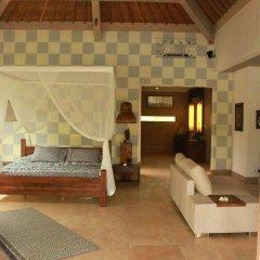 Отель Вилла Pandawas Номер Делюкс с двуспальной кроватью фото 21