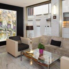 Отель Catalonia Barcelona 505 Испания, Барселона - 8 отзывов об отеле, цены и фото номеров - забронировать отель Catalonia Barcelona 505 онлайн интерьер отеля фото 2