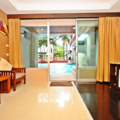 Отель Lanta Sand Resort & Spa 4* Номер Делюкс с различными типами кроватей фото 6