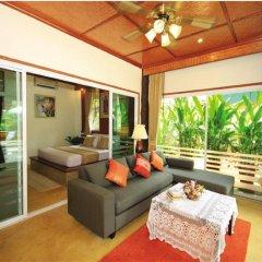 Отель Green View Village Resort 3* Стандартный номер с различными типами кроватей фото 2