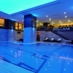 Tugcan Hotel Турция, Газиантеп - отзывы, цены и фото номеров - забронировать отель Tugcan Hotel онлайн бассейн фото 2