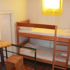 Hostel Quasimodo Кровать в общем номере с двухъярусной кроватью фото 3