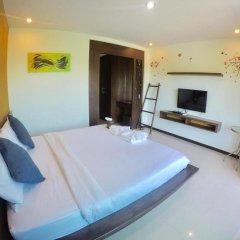 Отель Benjamas Place Номер Делюкс с различными типами кроватей фото 3