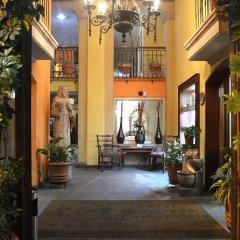 Отель Santiago De Compostela Hotel Мексика, Гвадалахара - отзывы, цены и фото номеров - забронировать отель Santiago De Compostela Hotel онлайн интерьер отеля фото 2