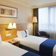 Отель Holiday Inn London Kensington Forum 4* Стандартный номер с различными типами кроватей фото 3