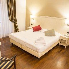 Отель Inn Rome Rooms & Suites 4* Номер Делюкс с различными типами кроватей фото 6