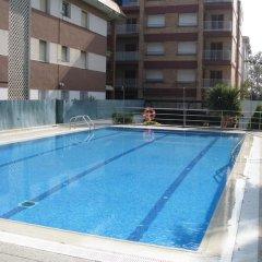 Отель Bungalows Pescador Испания, Калафель - отзывы, цены и фото номеров - забронировать отель Bungalows Pescador онлайн бассейн